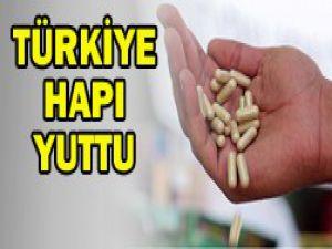12,9 milyar liralık ilaç tükettik