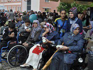 """Seydişehirde """"Engelliler Haftası"""" etkinlikleri"""