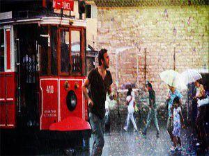 Sağnak yağışlara dikkat!