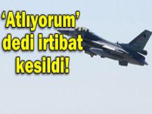 F-16 uçağı aranıyor!