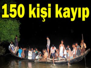 Myanmarda tekne battı