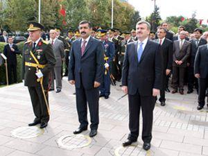 Konya da Cumhuriyet bayramı kutlamaları başladı
