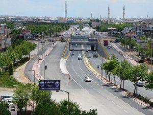 Borsa Köprülü Kavşağı 15 milyon TLye yaptırıldı