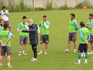 Torku Konyaspor, hazırlıklarını sürdürüyor