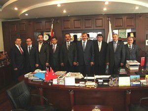 İşte yeni yönetim kurulu üyeleri