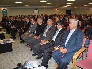 Konyada, Tarım Meteorolojisi toplantısı