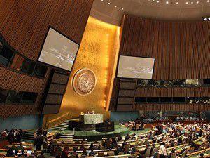 Suriye taslağı BM Genel Kurulunda kabul edildi
