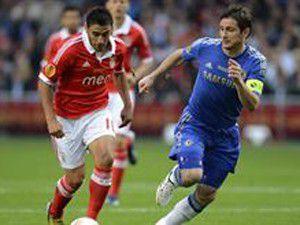 Avrupa Liginin şampiyonu Chelsea
