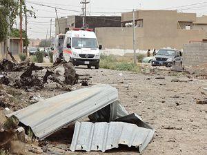 Irakta patlama : 3 ölü 14 yaralı