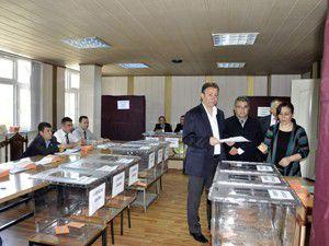 Akşehir Ticaret ve Sanayi Odasında seçim heyecanı