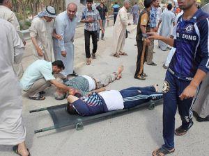 Irakta kanlı cuma: 56 ölü, 101 yaralı