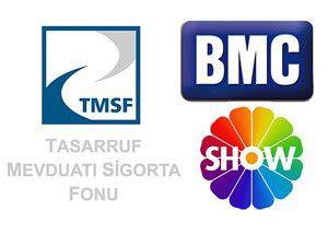 TMSF Show Tv ve BMCye el koydu