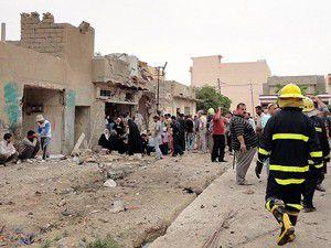 Irakta acı bilanço: 142 ölü, 375 yaralı