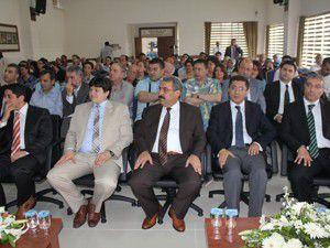 Konyada, Sosyal Güvenlik Kurumu ile Eczacılar Sempozyumu