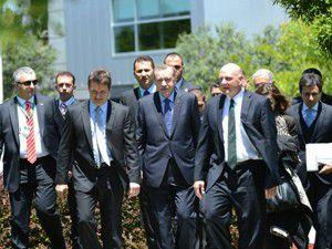 Erdoğan Silikon Vadisini ziyaret etti