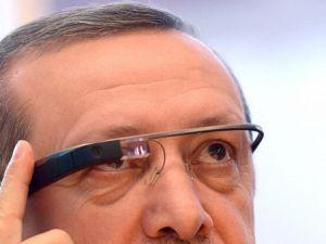 Silikon Vadisinde Google Glass testi