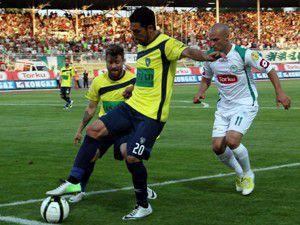 Torku Konyaspor turu rövanşa bıraktı