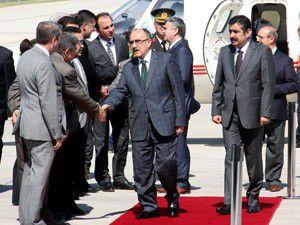 Başbakan Yardımcısı Atalay, Konyada