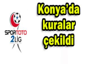 Spor Toto 2.Lig Play-off kuraları
