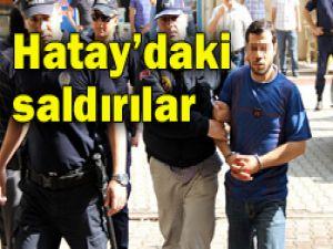 5 saldırgan tutuklandı