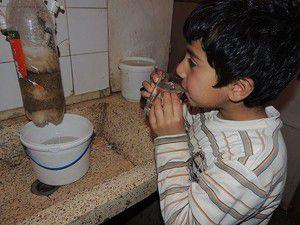 Suriyede su sıkıntısı