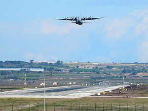 NATO Hava Kuvvetleri veda ediyor