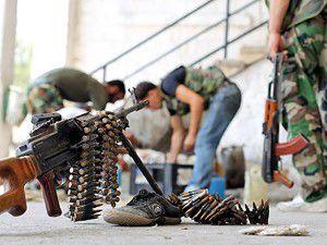 ABDden Suriyeli muhaliflere silah yardımı