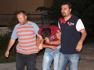 3 şüpheli yakalanarak gözaltına alındı