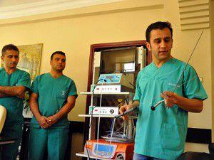 Akşehir Devlet Hastanesine yeni cihaz