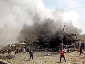 Irakta bir yıllık şiddetin bilançosu