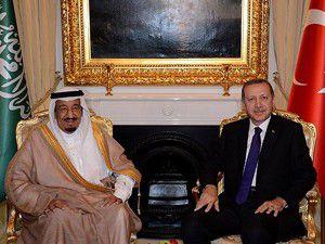 Başbakan Prensle görüştü