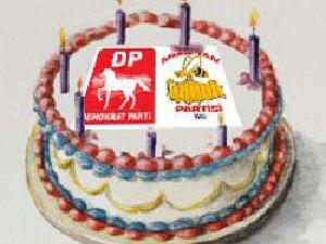 DP ve Anavatan partisi birleşti