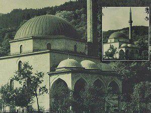Bosna Alaca Camisine kavuşmayı bekliyor