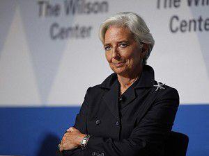 IMF Başkanına usulsüzlük sorgusu