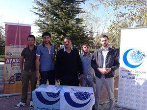 Beyşehirde Ayasofya için 10 bin imza toplandı