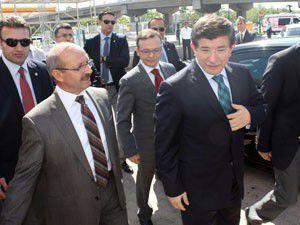 Bakan Davutoğlundan Suriye değerlendirmesi