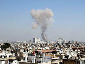Esed yerleşim birimlerini bombaladı: 24 ölü