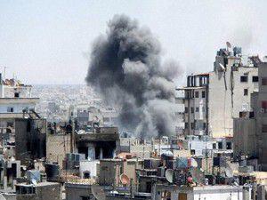 Suriyede 101 kişi öldü