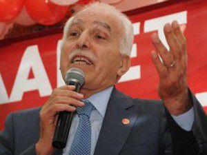 Saadet Partisinden AK Partiye destek