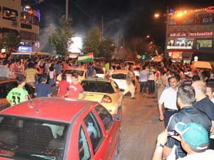 Konyada Süper Lig coşkusu