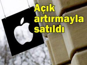 """""""Apple 1"""" ne kadar?"""