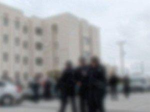 Konyada adliyeden firar girişimi hastanede bitti