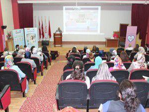 Yenidoğan sağlığı programları gerçekleştirildi