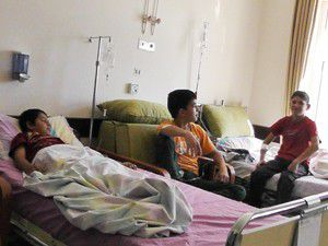 Dondurmadan rahatsızlanan 7 çocuk hastanelik oldu