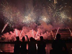 İstanbulun fethinin 560. yılına görkemli kutlama