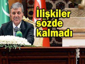 Türkiye -Türkmenistan ilişkileri