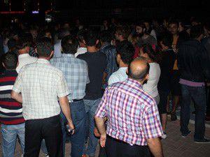 Konyada Gezi Parkı eylemi