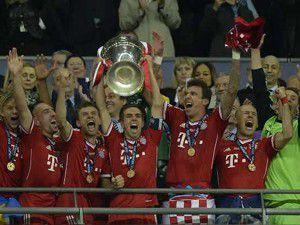 Bayern Münih tarih yazdı