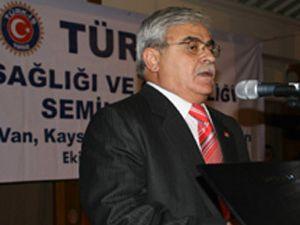Türk-iş ten iş sağlığı ve güvenliği semineri