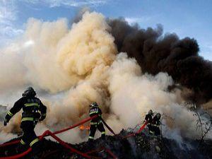 Çinde kesimhanede yangın: 61 ölü